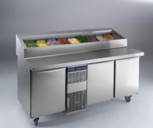 Ремонт холодильного стола www.ice-hot.ru