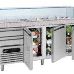 Ремонт холодильного стола в Москве